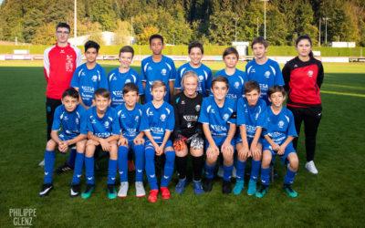 Juniors D/9 Team La Gruyère A