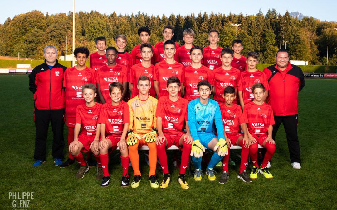 Coca-Cola Junior League C Team La Gruyère