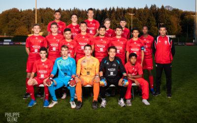 Coca-Cola Junior League B Team La Gruyère